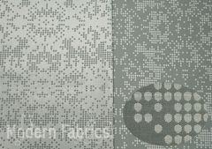 Luna Textiles Dots Damask KDD-5052 : Retrofit