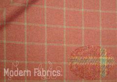Cowtan & Tout / Colefax & Fowler Lanark Plaid F2616 01 : Red / Tomato