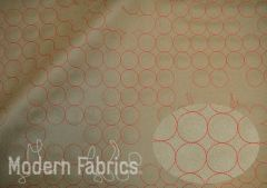 Maharam Layers Vineyard by Hella Jongerius 465921 004 : Taupe/Crimson