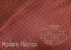 Pollack Batik 2231-08 : Pomegranite
