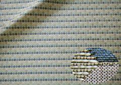 Paul Brayton Textiles Rhapsody RH40 : Bluestone