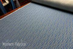 Arc Com Robotic: Sapphire | Crypton Upholstery Fabric