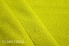 Bernhardt Textiles Plain: Celery by Christian Biecher | Wool Upholstery & Pillow Fabric