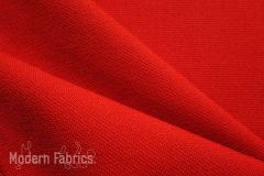 Bernhardt Textiles Plain: Crimson by Christian Biecher| Wool Upholstery & Pillow Fabric