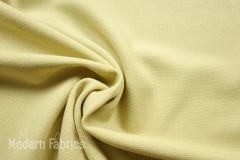 Bernhardt Textiles Plain: Golden by Christian Biecher | Wool Upholstery & Pillow Fabric