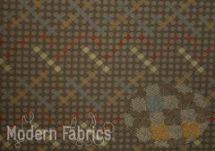 Bernhardt Textiles ZigZag : Bronze