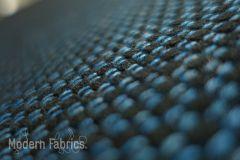 HBF Textiles Double Stitch Cobalt Fabric
