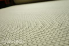 HBF Textiles Double Stitch: Crème fabric