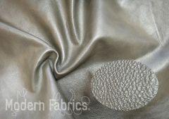 Edelman Leather Hides Smoked Metalic : Driftwood
