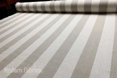 Lee Industries Haywood : Fog | Cotton Linen Upholstery Pillow Drapery Fabric