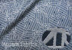 Luna Textiles Urban Grid UCU-2512 : Walker