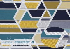 Maharam Agency by Sarah Morris 466001 : 006 Citrus
