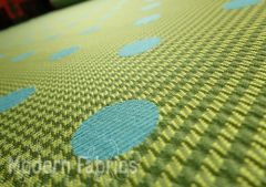 Maharam Dots by Paul Smith: Durian | Upholstery & Pillow Fabric