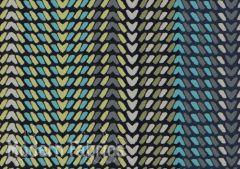 Maharam Reef: Baltic by Hella Jongerius | Upholstery Pillow Fabric