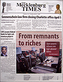 The Mecklenburg Times 2009