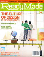 ReadyMade Mag April/May 2008