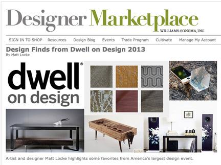 Modern Fabrics in Williams Sonoma Design Marketplace