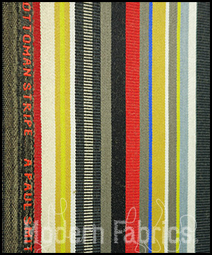 Maharam Ottoman Stripe by Paul Smith 466142 001 : Brass