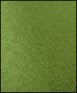 Knoll Felt Green