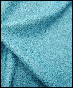 Maharam Divina Melange by Kvadrat 721 (Turquoise)
