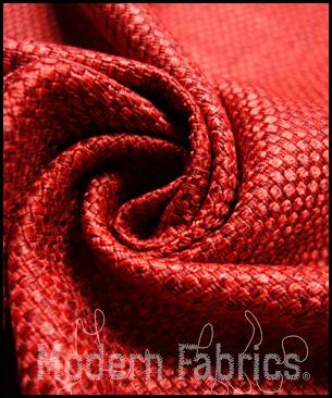 Pierre Frey Alba 07750009 : Rouge
