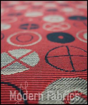 Maharam Circles by Charles & Ray Eames 458310-004 : Engine