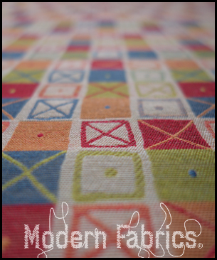 Maharam Cross Patch 458920 006 : Circus