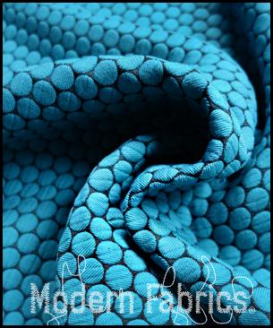 Designtex Loop to Loop 3467-402 : Blue Lagoon