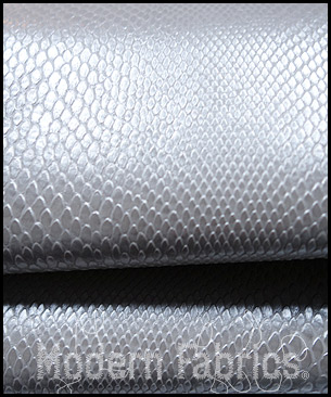 Arabel Fabrics Slither : Platinum