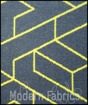 Textile Mania Dimension 10603 : Yellow