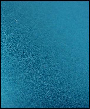 Maharam Divina by Kvadrat 893 (Dark Turquoise)