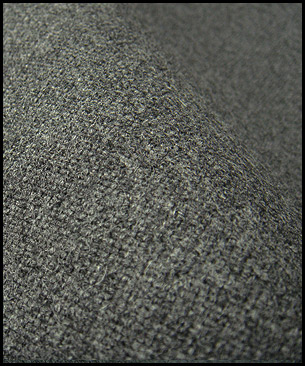 Maharam Tonica by Kvadrat 132 (dark gray)