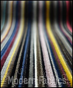 Maharam Epingle Stripe by Paul Smith 466007 003 : VioletMaharam Epingle Stripe by Paul Smith 466007 003 : Violet