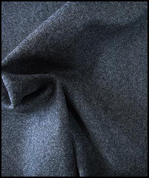 HBF Textiles Heartfelt Charcoal Gray