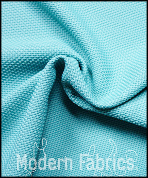 HBF Textiles Bumpy 897 56 : Light Blue Green