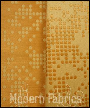Luna Textiles Dots Damask KDD-5054 : Miso