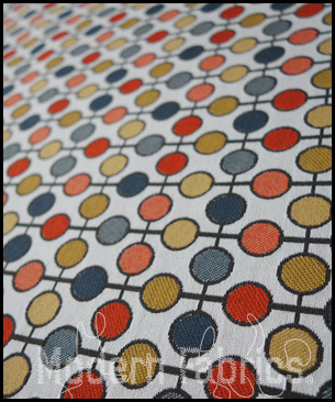 Designtex Pop Art 3466 904 : Autumn