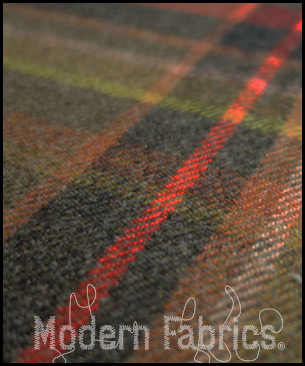 Maharam Exaggerated Plaid by Paul Smith 466039 002 : Brae