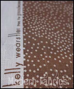 Lee Jofa / Groundworks Confetti : Brown by Kelly Wearstler