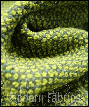 Maharam Pebble Wool Multi 461200 005 : Moss