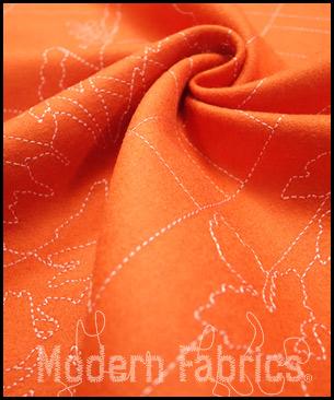 Maharam Layers Park by Hella Jongerius 465918 003 : Poppy / Melon