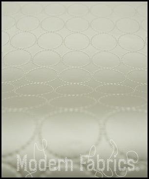 Reid Witling Ltd. Circle Squared : Linen