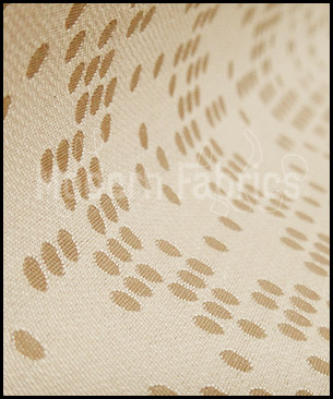 Luna Textiles Dots Damask KDD-5051 : Antique