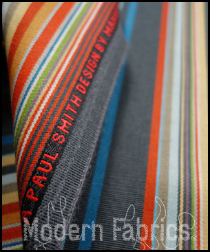 Maharam Ottoman Stripe by Paul Smith 466142 005 : Apricot
