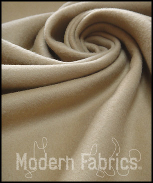 Classic Cloth Cashwool : Camel