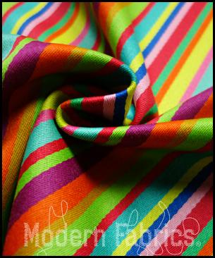 Maharam Millerstripe 462250 001 : Multicolored Bright