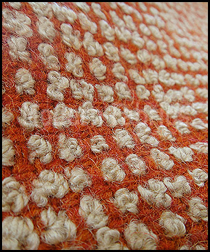 Maharam Pebble Wool Multi 461200 001 : Tabasco