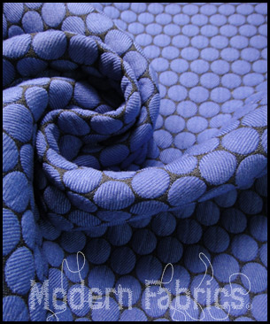 Designtex Loop to Loop 3467 401 : Blueberry