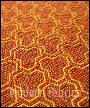 Designtex Tessellate 3379 601 : Koi