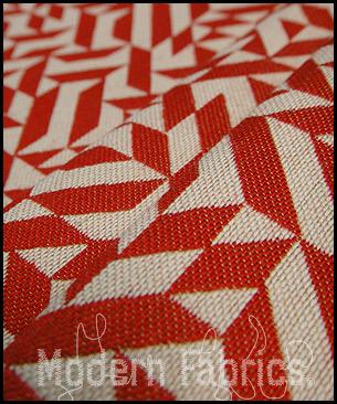 Knoll Eclat Weave K11042 : Scarlet